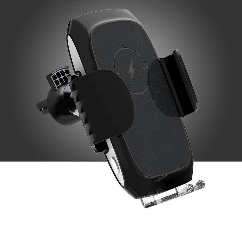 自动感应车载无线充CR